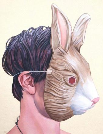 Bunny Mask (Marcus)