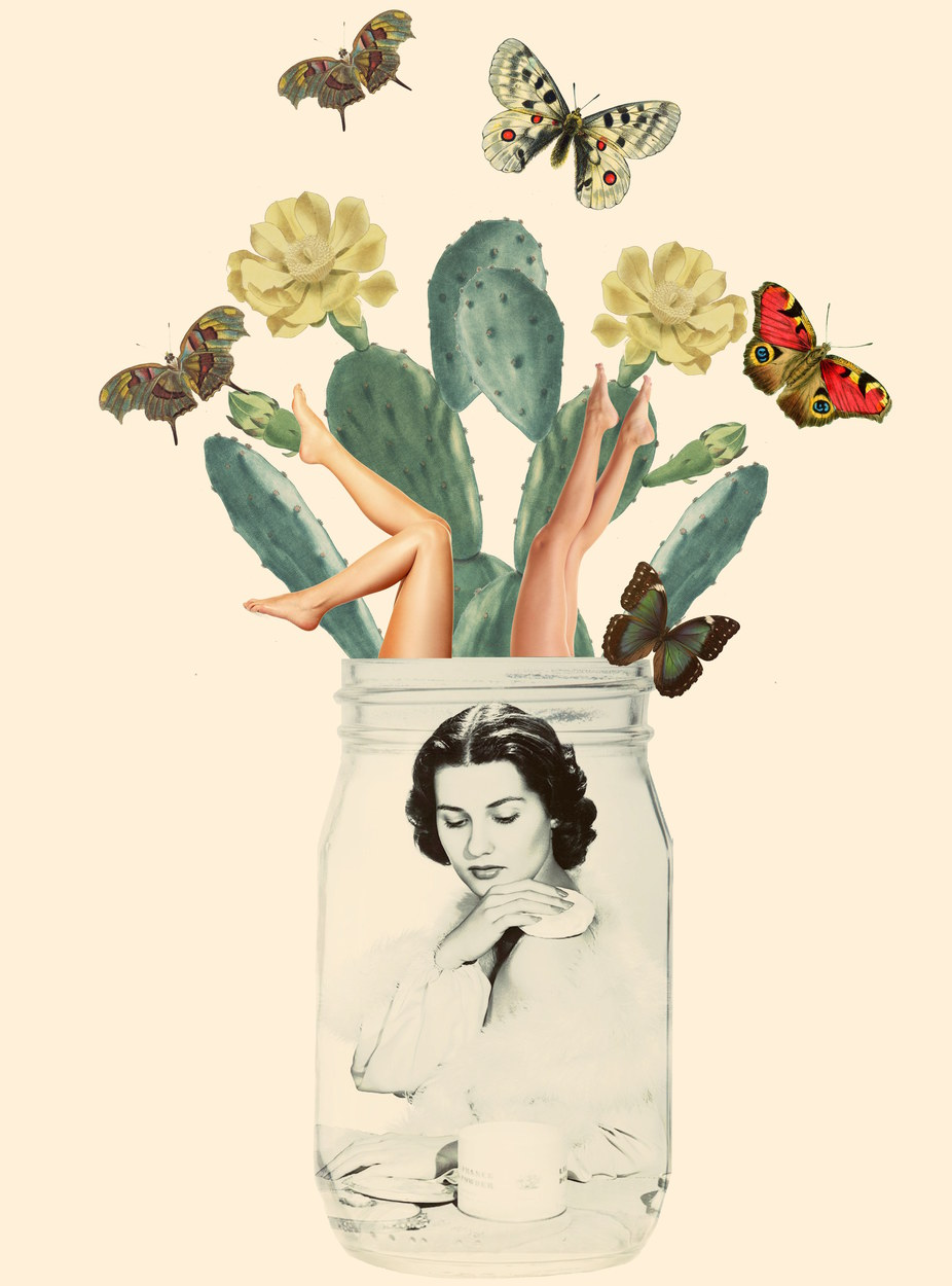 Jars of beauty