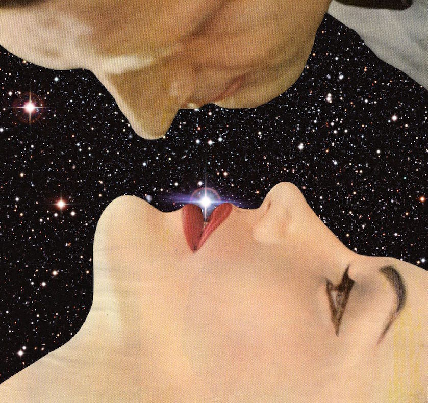 Interstellar kiss