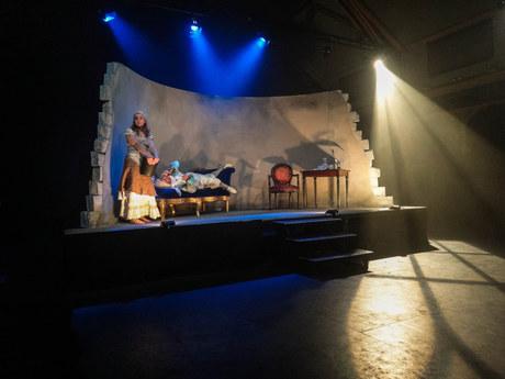 Quills - Mockingbird Theatre Company 2014