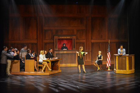 Legally Blonde The Musical  - CLOC Musical Theatre 2014