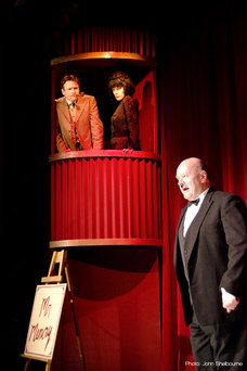 The 39 Steps - Touring Production 2011-2012