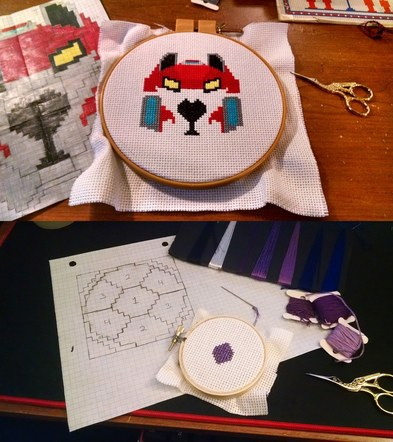 Made to Order Cross Stitch