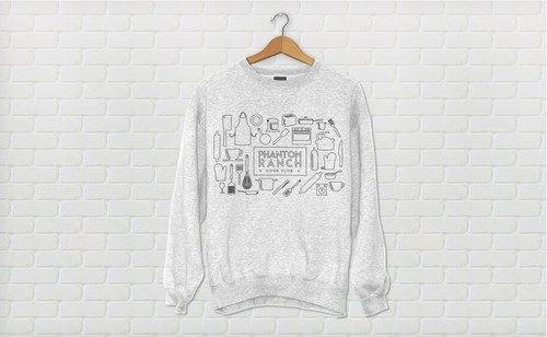 Cook Club Sweater