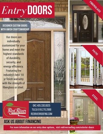 Entry Door Flyer