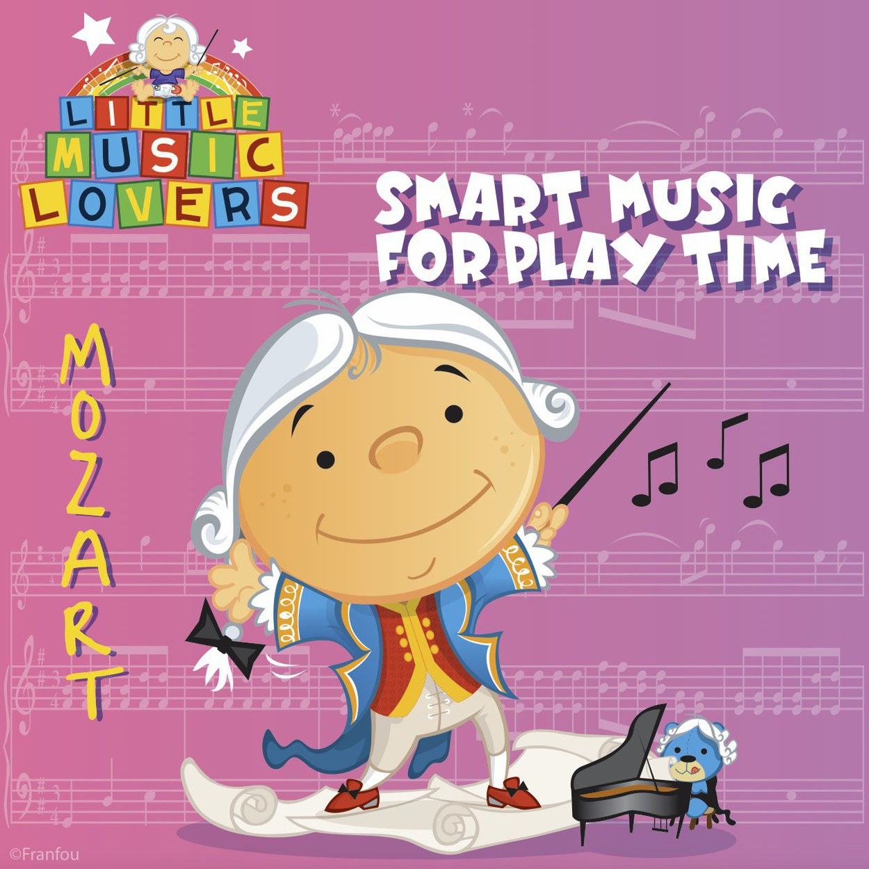 Universal music -Packaging - Mozart