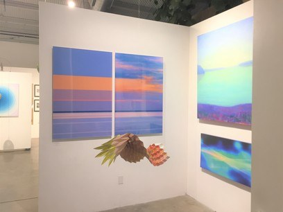 Water and Sky & Sea of Art Exhibition