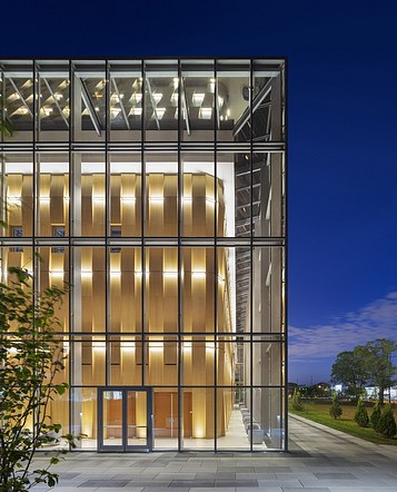 Exterior Image - Central Cube