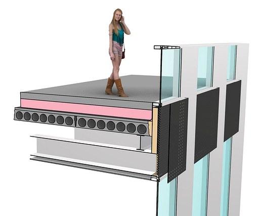 Retail Bay 3D Mock Up
