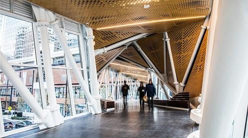Interior Bridge Image