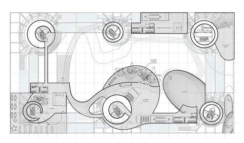 Public Floor Plan Level 01