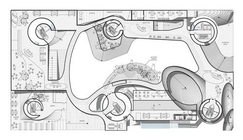 Public Floor Plan Level 02