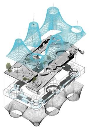 System Axonometric
