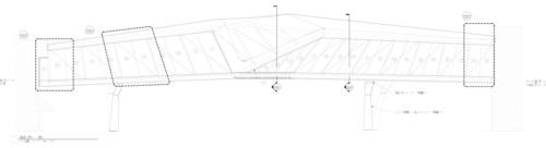 Bridge Elevation - Glass