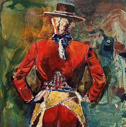Bullfighter - SOLD