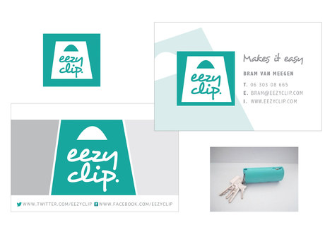 Logo/Visitekaartje Eezy Clip