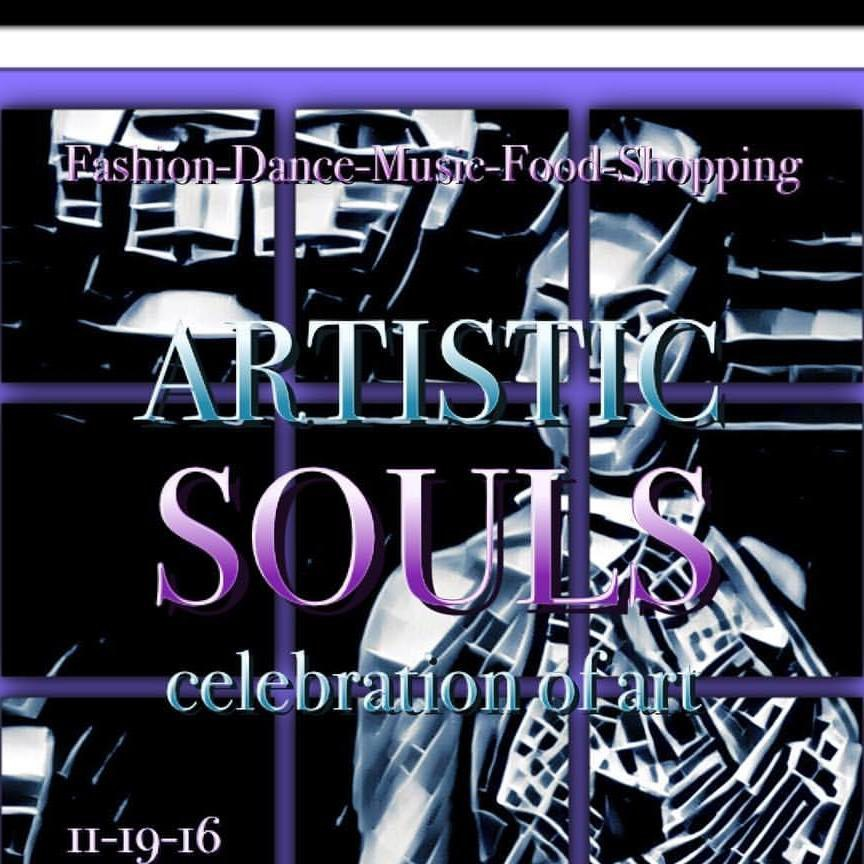 Artistic Souls Flyer