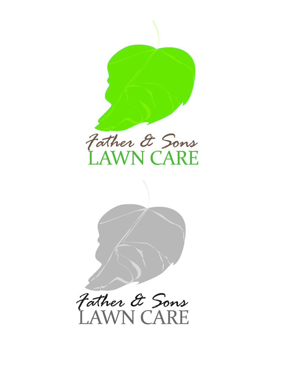 Final Father & Sons logo