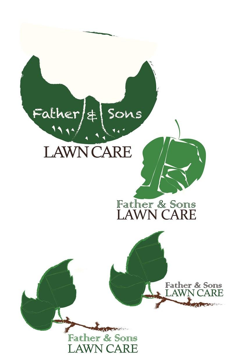 Father & Son Lawn care sample designs