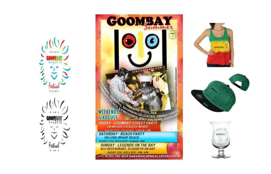 Goombay Festival pack