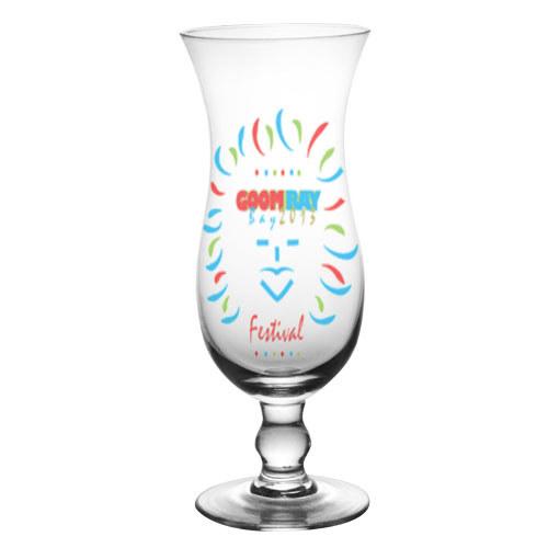 Goombay Festival Glass