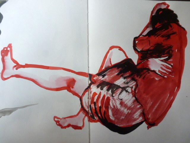 sketch - jule recumbent
