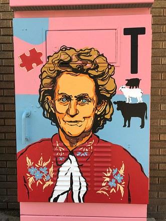 RAD American Women  A-Z Temple Grandin