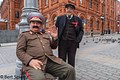 Moscow, Lenin and Stalin lookalikes