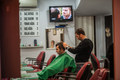 Barber, Istanbul