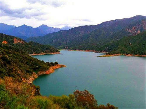 Angeles Forest Lake