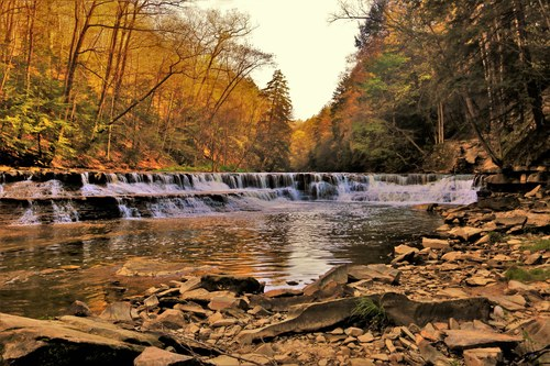 South Chagrin Waterfall