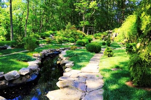 Japanese Garden Stan Hywet Hall