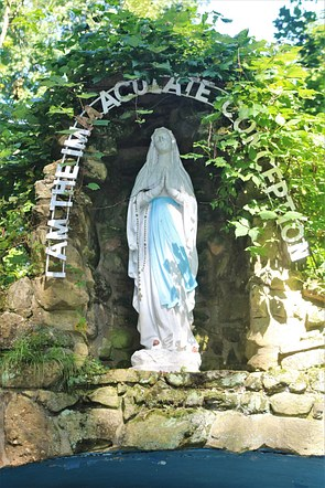 Shrine of Our Lady Mariapoch