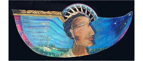 Sojourner Truth Angel Assemblage