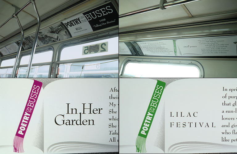 Poetry on the Buses