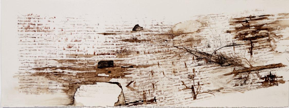River Scroll, panel 1