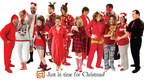 Front of 2012 Christmas Card