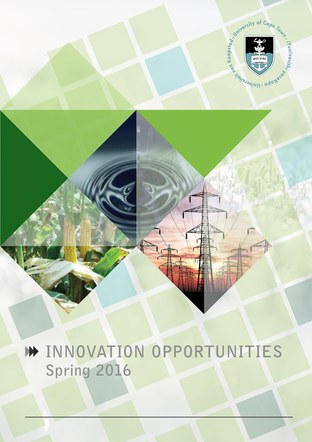 UCT RC&I Innovation Opportunities Publication