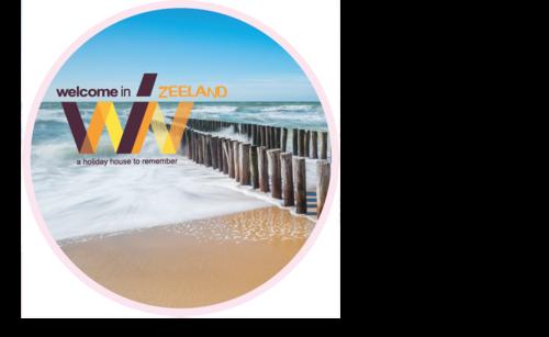 Welcome In - Zeeland Promo Sticker