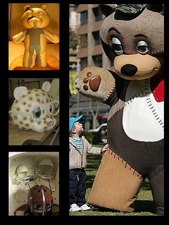 Psycho Teddy - Sony 2010