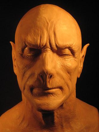 Bram Stoker's Dracula Concept sculpt