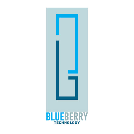 BLUBERRY LOGO