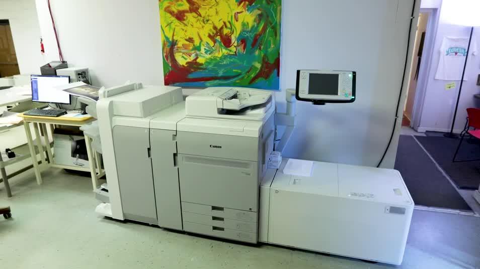 Deadline Digital Printing Shoot for Canon (10.18)