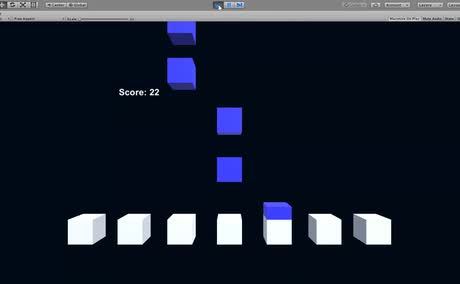 Keyboard Exercise Training Game
