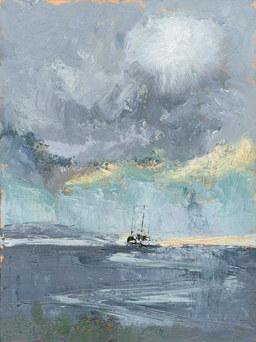 Twilight Rain (Storm Skies)