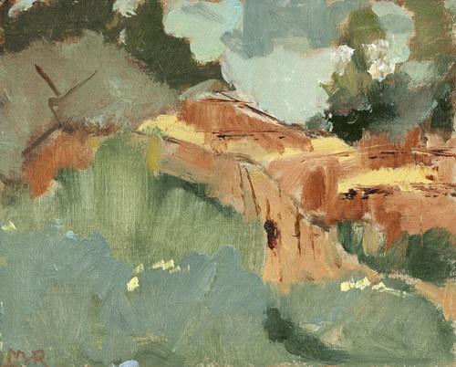 Tuscan Cliff
