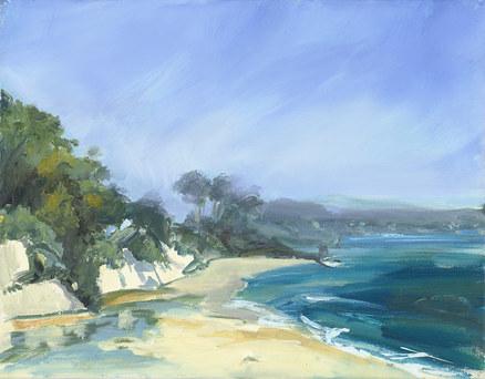 Bright Day Goleta Beach