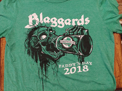 Blaggards: Paddy's Day 2018