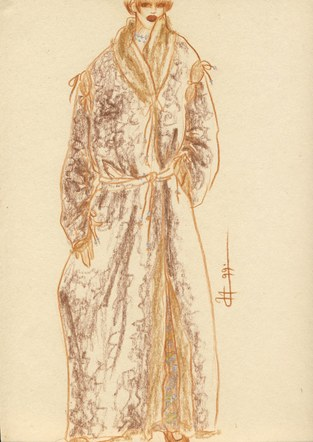 Fashion Sketch #8