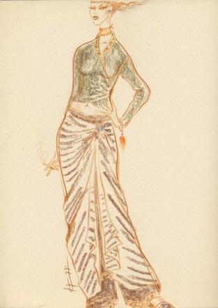 Fashion Sketch #9